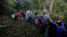 Audio «Migranten aus Honduras unerwünscht» abspielen