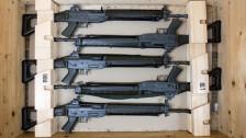 Audio «Schweizer Waffenexporte sollen überdacht werden» abspielen