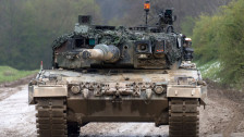 Audio «Doch kein Kriegsmaterial in Bürgerkriegsländer» abspielen