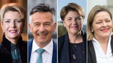Audio «FDP und CVP je mit Zweiertickets» abspielen