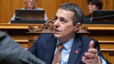 Audio «Schweiz unterzeichnet EU-Rahmenvertrag vorerst nicht» abspielen