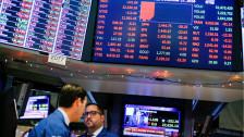 Audio «Die Börse kommt nicht zur Ruhe» abspielen