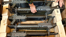 Audio «Was gilt alles als Kriegsmaterial?» abspielen