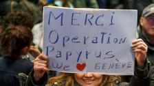 Audio «Genf: «Operation Papyrus» wird verlängert» abspielen
