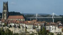 Audio «Die Poyabrücke - ein Jahrhundertbauwerk für Freiburg» abspielen
