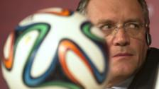 """Audio «""""Dealen hat bei der Fifa Tradition""""» abspielen"""