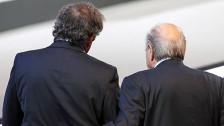 Audio «Das Aus für Sepp Blatter und Michel Platini» abspielen