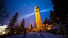 Audio «Auch die Kirche engagiert sich an der Ski-WM» abspielen