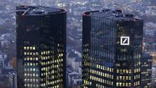 Audio «Die Deutsche Bank sorgt vor: Das Eigenkapital wird erhöht» abspielen