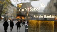 Audio «Bewegung im Steuerstreit der Credit Suisse mit den USA» abspielen