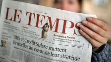 Audio «Ringier übernimmt «Le Temps»» abspielen