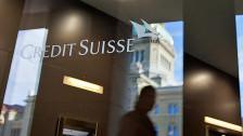 Audio «BankkundInnen vertrauen der Credit Suisse weiterhin» abspielen
