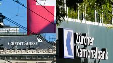 Audio «Credit Suisse: Was blüht den anderen Banken in den USA?» abspielen
