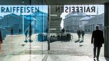 Audio «Raiffeisen als vierte Schweizer Bank «Too Big to Fail»» abspielen