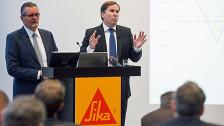 Audio «Sika-Management droht mit Rücktritt» abspielen
