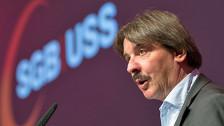 Audio «Paul Rechsteiner, Präsident Schweizerischer Gewerkschaftsbund» abspielen