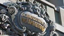 Audio «Die Devisenreserven der SNB wachsen» abspielen