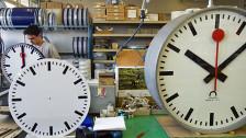 Audio «Arbeitszeit-Erfassung - Kompromiss auf dem Tisch» abspielen