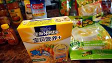 Audio «Nestlé tut sich schwer in China» abspielen