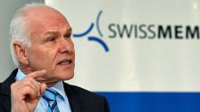 Audio «Kurzarbeit in der Schweizer Maschinenindustrie nimmt zu» abspielen