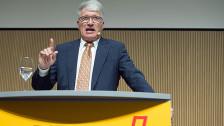 Audio «Peter Hasler – vom Post-Präsidium in den Ruhestand» abspielen