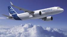 Audio «Der A320 ist ein Verkaufsschlager – das freut auch die Ruag» abspielen
