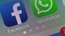 Audio «Was heisst das, wenn Whatsapp Mobilnummern an Facebook weitergibt» abspielen
