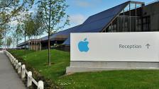 Audio «Apple profitierte in Irland – die EU setzt ein Zeichen» abspielen