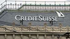 Audio «Startschuss für Schweizer Tochter der Credit Suisse» abspielen