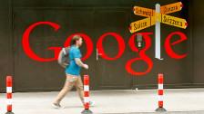 Audio ««Die Schweiz und Google, eine Liebesgeschichte» – wirklich?» abspielen