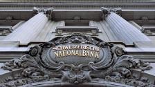 Audio «SNB bleibt bei der aktuellen Geldpolitik» abspielen