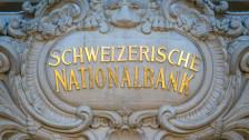 Audio «Die Schweizerische Nationalbank häuft Devisen an» abspielen