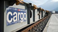 Audio «Güterverkehr wird vom Streckenunterbruch massiv behindert» abspielen