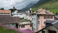 Audio «Bald fehlen Wohnungen in der Gotthard-Region» abspielen