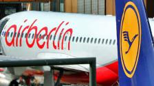Audio «Air Berlin: Lufthansa übernimmt einen grossen Teil» abspielen