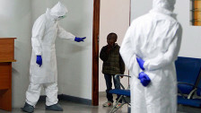 Audio «Ebola: Gefährdete Impftests in Westafrika» abspielen