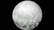 Audio «Zum Fototermin mit Zwergplanet Pluto» abspielen