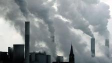 Audio «Führungsrolle der EU beim Klimaabkommen in Gefahr» abspielen