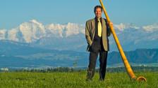 Audio «Alphornspieler aus Leidenschaft: Markus Linder» abspielen