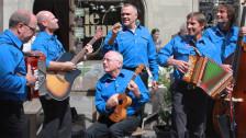 Audio «Schweizer Volksmusik mit internationalem Charme» abspielen