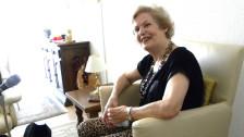 Audio «Edith Trefzer kam dank Traumberuf in die Schweiz» abspielen