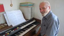 Audio «Zu Besuch bei Jodler, Komponist und Dirigent Mathias Zogg» abspielen
