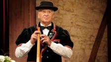 Audio «Zu Gast: Hermann Studer, Träger «Goldener Violinschlüssel 2015»» abspielen