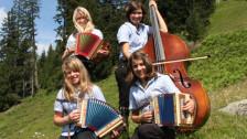 Audio «Prättiger Alpämeitiä spielen gerne urchig auf» abspielen