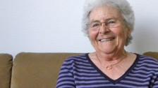 Audio «Trudi Strub: «Die Fasnachtschüechli hingen von der Decke»» abspielen