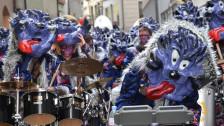 Audio «Die Fasnachts-Hymne «Hau i de Chatz de Schwanz ab»» abspielen