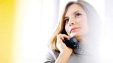 Audio «Am Telefon das Gehör testen» abspielen