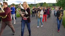 Audio «Bewegte Feldmusik Hochdorf» abspielen