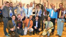 Audio «Radiowettbewerb «Beliebteste Blaskapelle der Schweiz»» abspielen