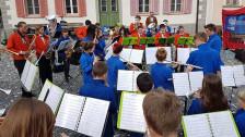 Audio «Junge Blasmusik aus dem Unterengadin» abspielen